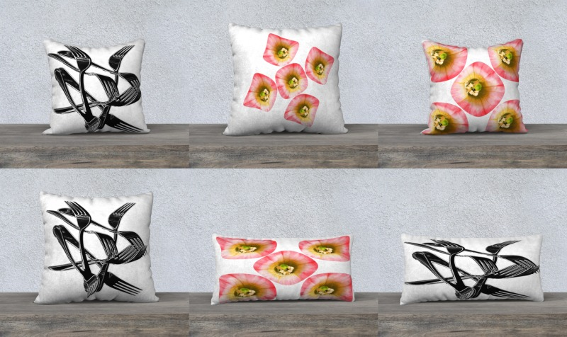 Throw Pillows preview