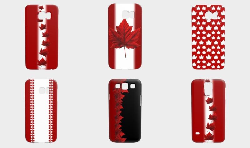 Aperçu de Canada Smart Phone Cases