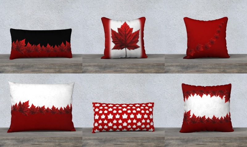 Canada Pillows preview