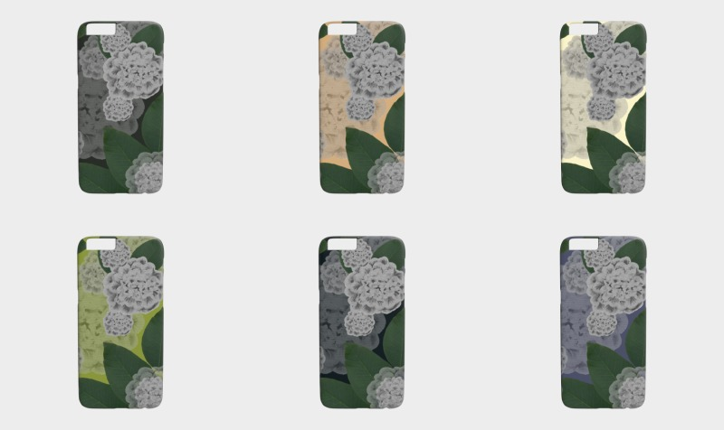 MARIGOLD BW : PHONE CASES preview