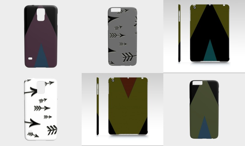 Aperçu de Patterns Phone Cases