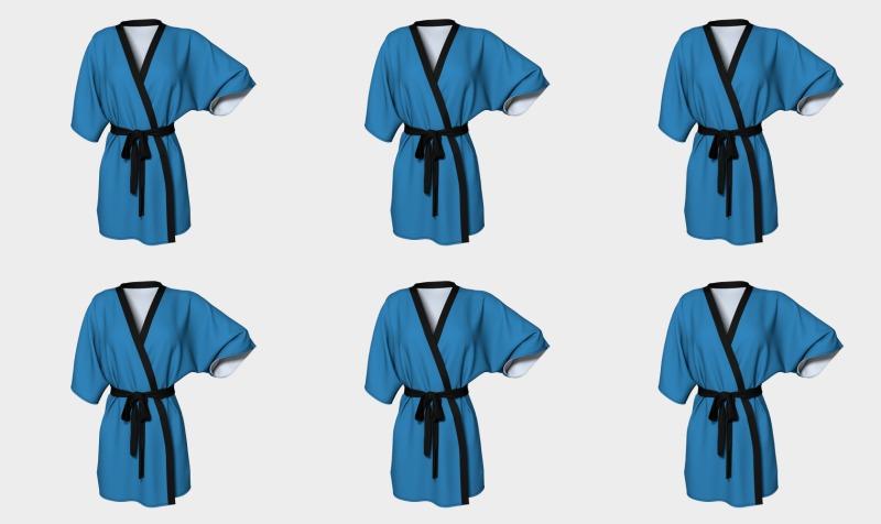 Aperçu de Draped Kimono