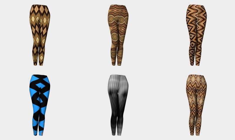 Pattern Leggings preview