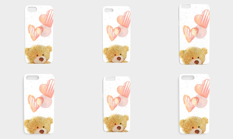 EverLuna Teddy 2 Phone Case preview