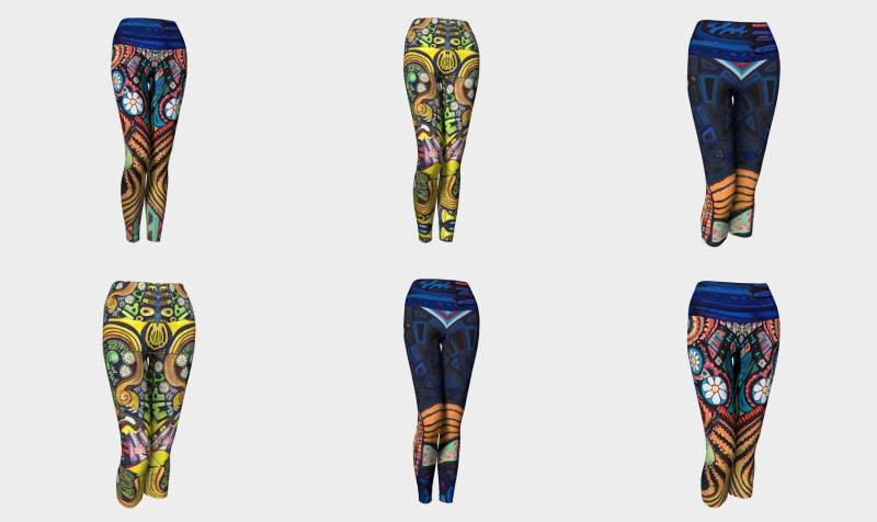 Yoga Pants preview