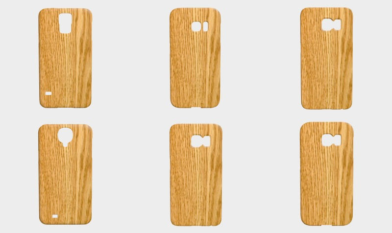 EverLuna Wood 1 Phone Case preview