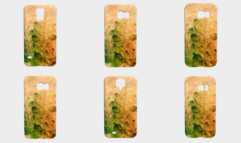 EverLuna Leafs 1 Phone Case preview