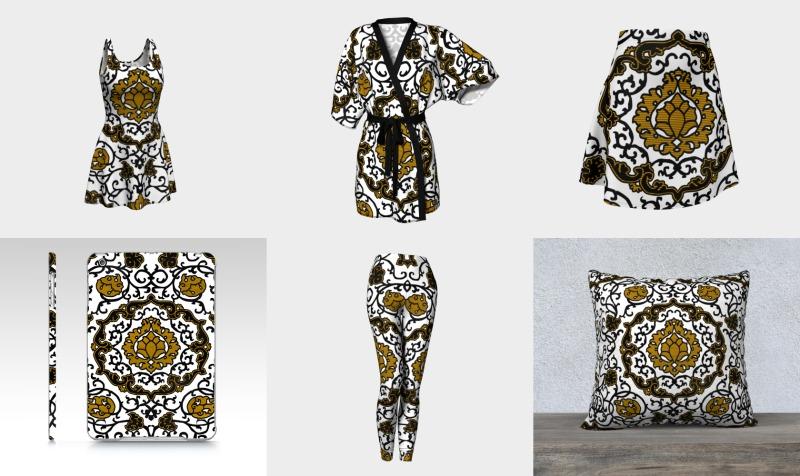 Eleonora di Toledo's Dress preview