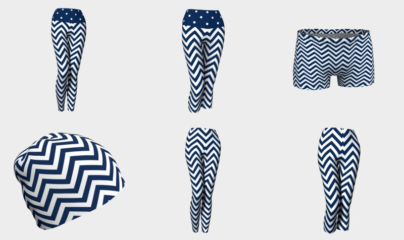 Chevron, Stripes, Solids, Polka Dots - The Basics preview
