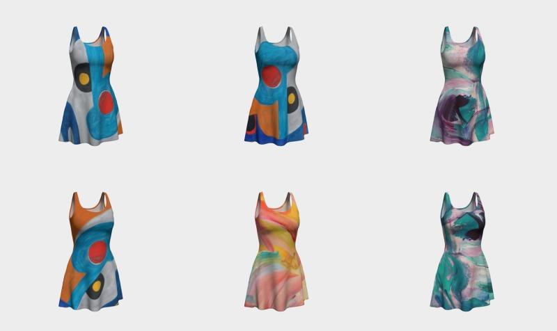 Aperçu de Abstract Designs, Colors, and Movement