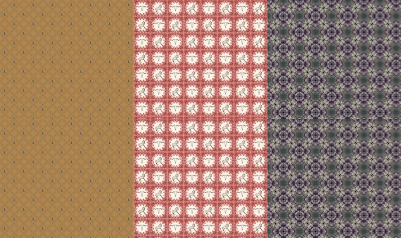 Custom Fabrics preview