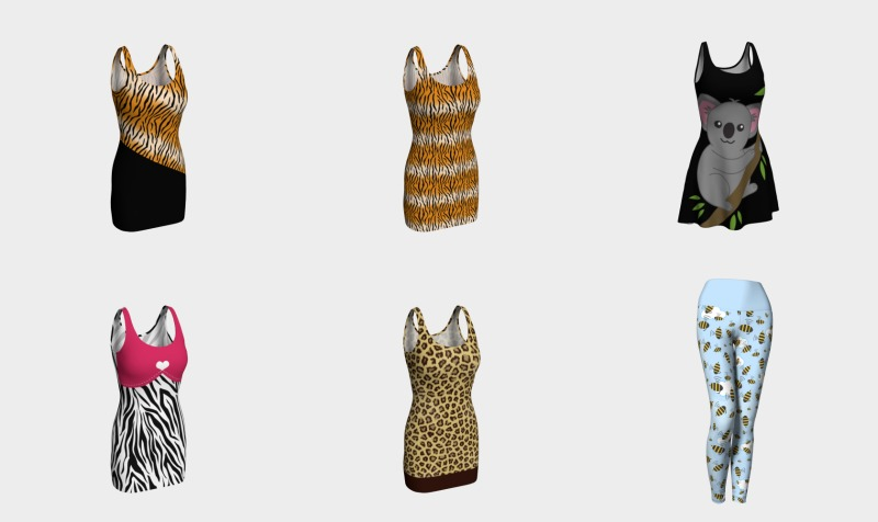 Animal Prints preview