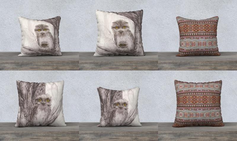 Aperçu de Pillows & Cushions