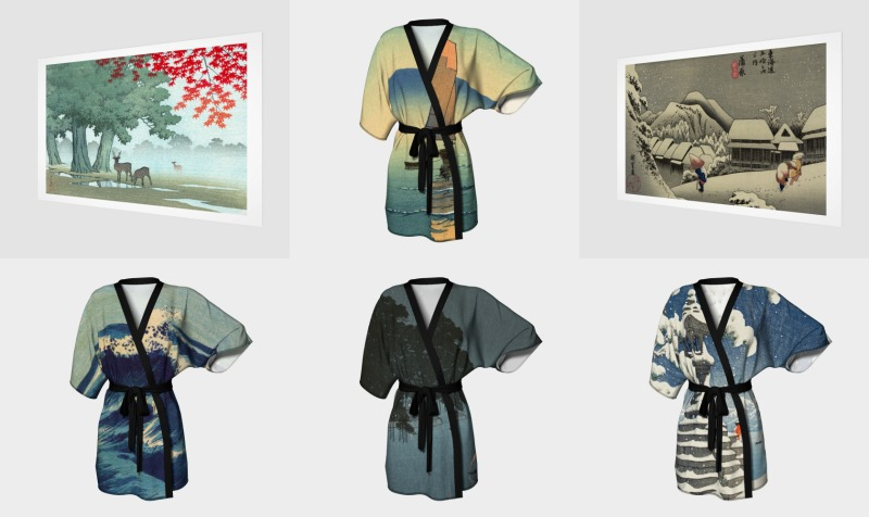 Japanese Prints preview
