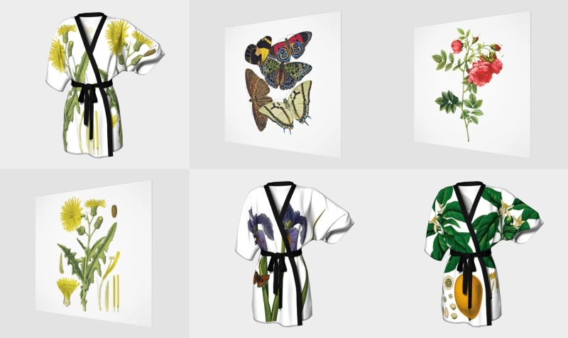 Flora and Fauna preview