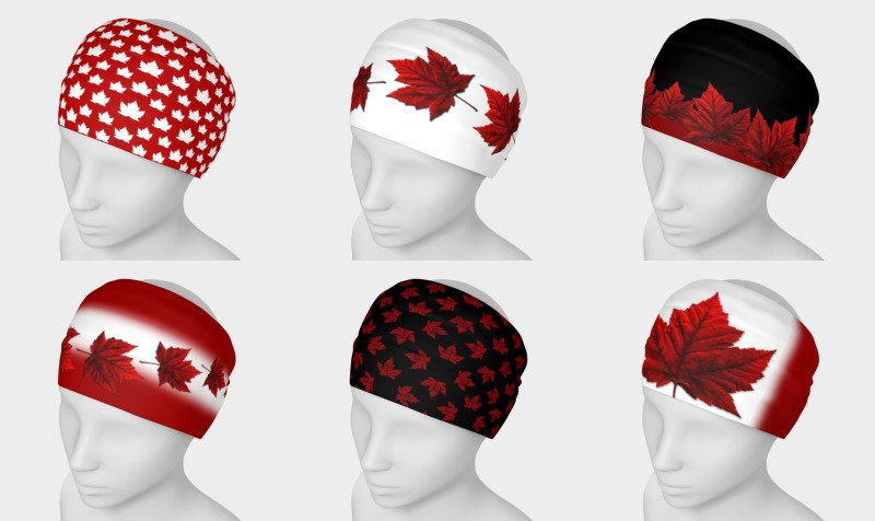 Canada Headbands preview