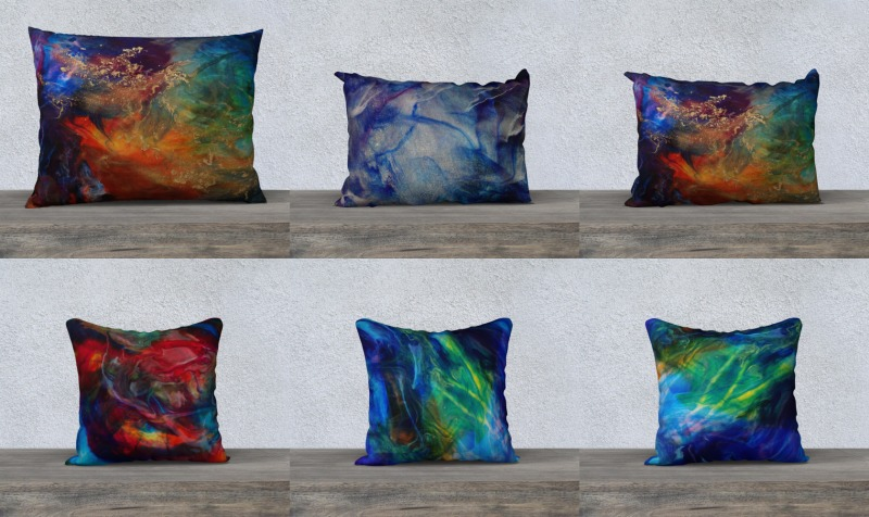 Pillows Spring preview