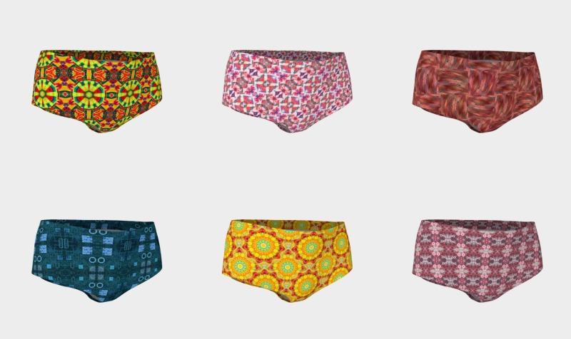 Mini Shorts preview