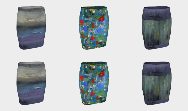 Mininger Art Skirts preview