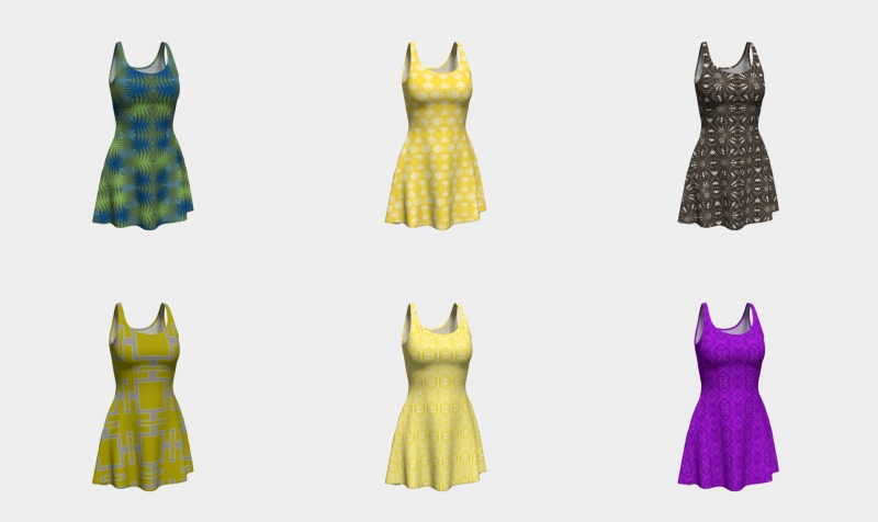 Flare Dresses preview
