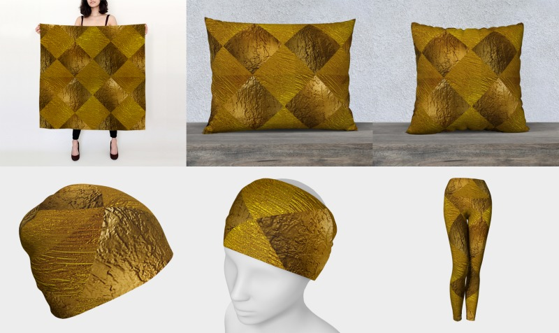 Gold Textures preview