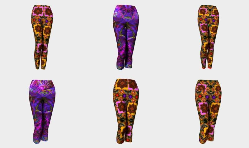 Leggings, Capris preview