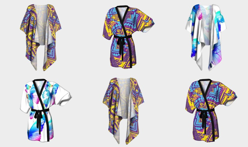 Kimonos 2 preview