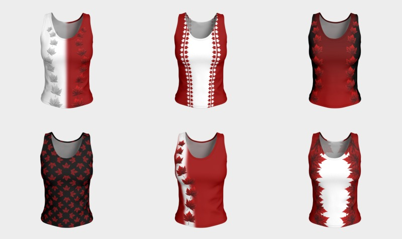 Canada Tank Tops preview