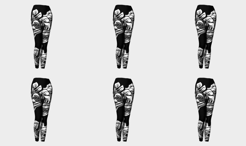 Rockchuck leggings preview