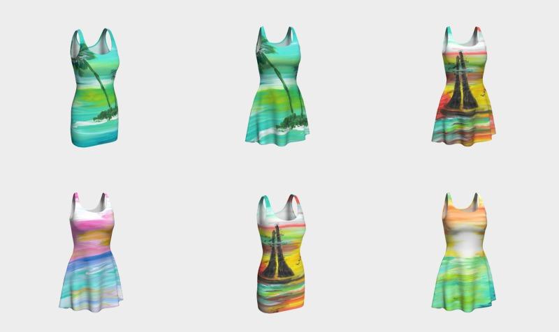 Florida Book Dresses preview