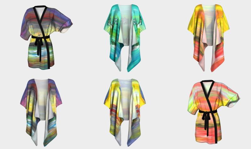 Florida Book Kimonos preview
