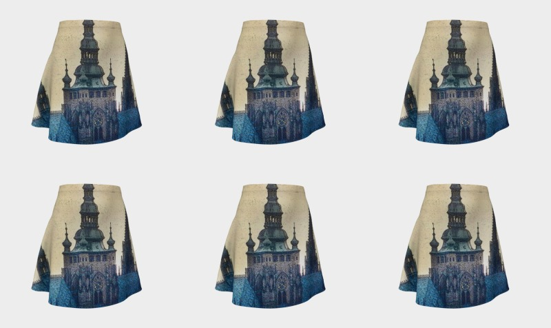 Prague Steeples preview