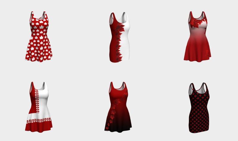 Aperçu de Canada Dresses