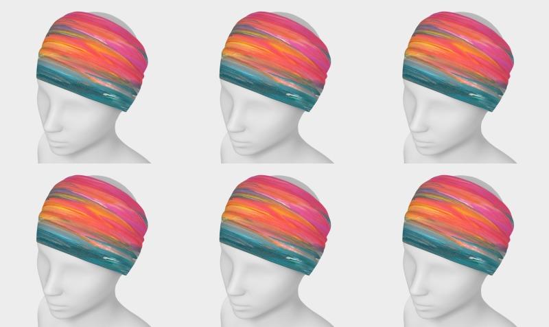 Florida Book Headbands preview