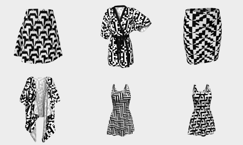 Aperçu de Fashion - Black & White