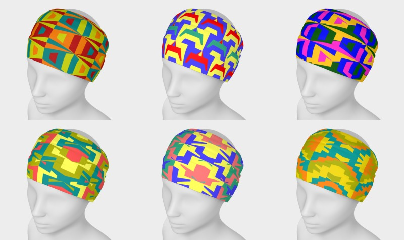 Aperçu de Mraurovian Headbands