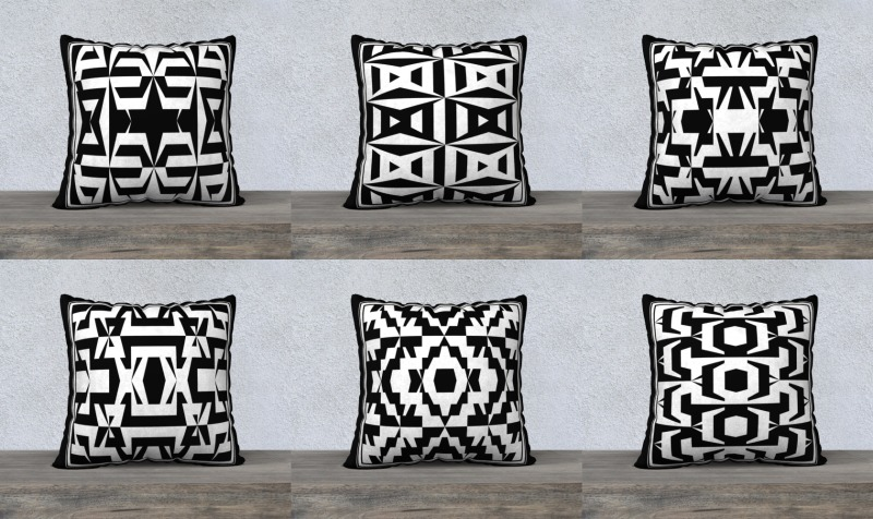"Signature Pillow Cases (22 x 22"") preview"