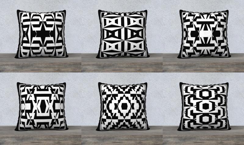 "Aperçu de Signature Pillow Cases (22 x 22"")"