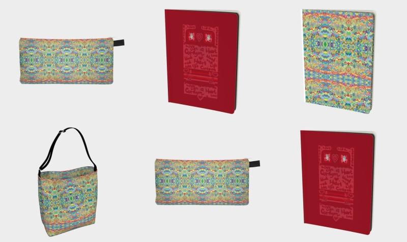 Aperçu de notebooks and other stationery