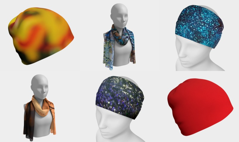 Beanies, Headbands & Scarves preview