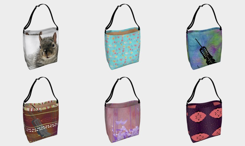 Day Totes preview