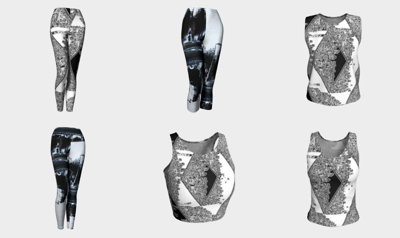 Aperçu de Workout Sets, designed by Christine Dekkers Designs