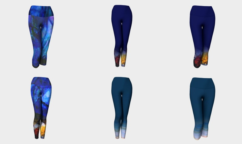 Yoga Capris and Leggings preview