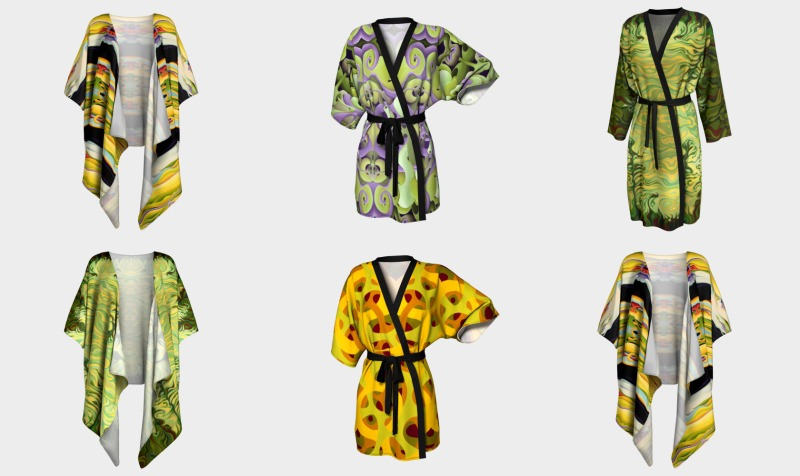 Robes for Royalty preview