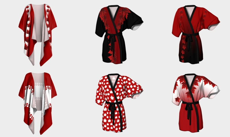 Canada Robes  preview