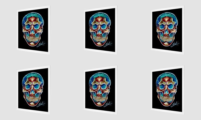 Skulls preview