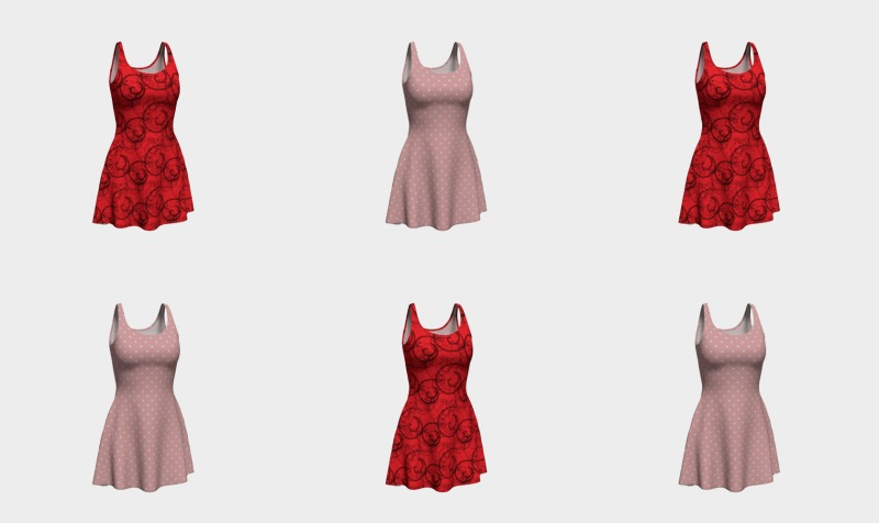 Flare Dress preview