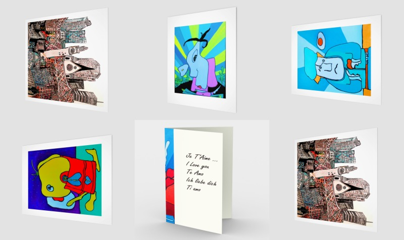 Aperçu de Affiche - Art Print