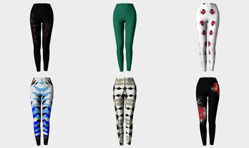 RazRad Leggings preview