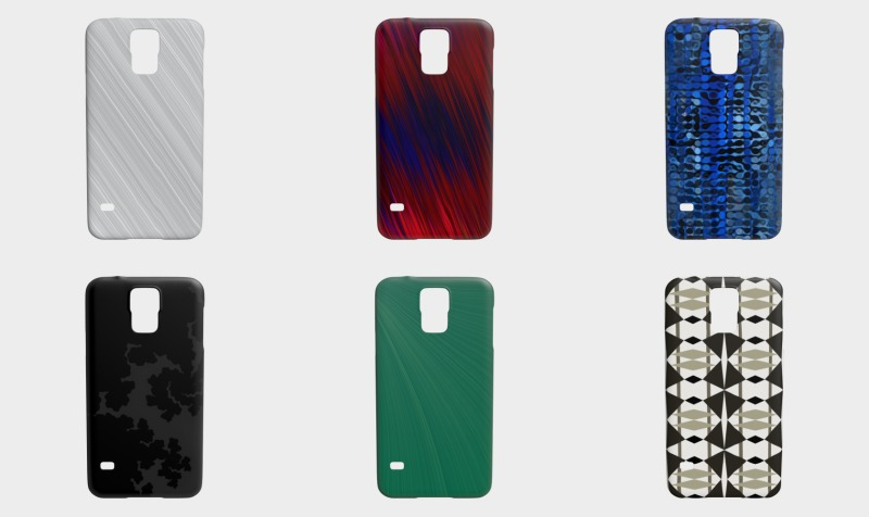 RazRad Samsung Galaxy S5 Cases preview